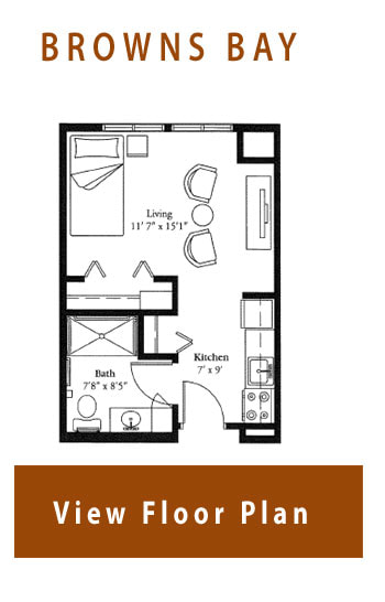 Browns Bay Floor Plan