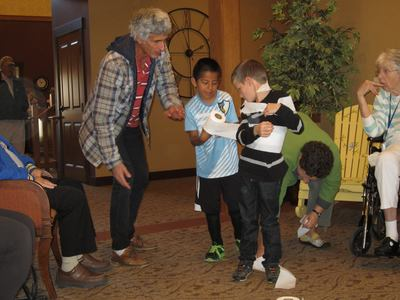 Intergenerational Programs at Trails Of Orono