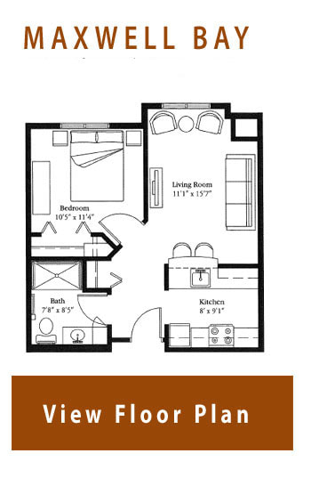 Maxwell Bay Floor Plan